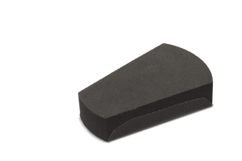 Cale polymère autofixante